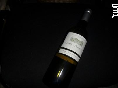 Château  Martet Les  Vignes De Compostelle - Château Martet - 2014 - Blanc