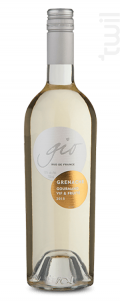 Gio - Maison Gérard Bertrand - 2018 - Blanc
