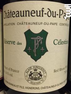 Reserve Des Celestins - Domaine Henri Bonneau et Fils - 2014 - Rouge