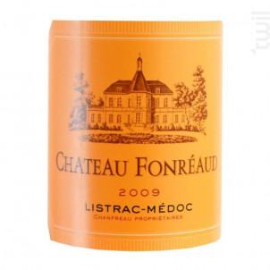Château Fonréaud - Château Fonréaud - 2009 - Rouge