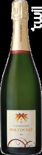 Brut - Champagne Pol Cochet - Non millésimé - Effervescent
