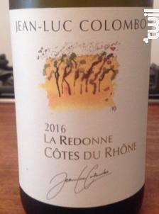 La Redonne - Domaine Jean Luc Colombo - 2015 - Blanc