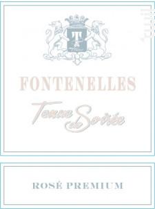 Tenue de Soirée - Château de Fontenelles - 2018 - Rosé