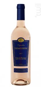 Monopole Trémourède - Domaine Trémourède - 2018 - Rosé