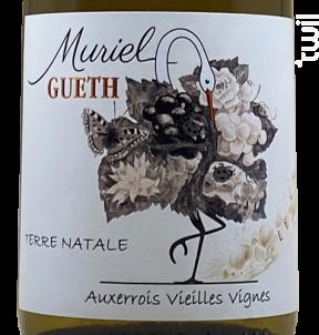 Auxerrois Vieilles Vignes - Domaine Gueth - 2018 - Blanc