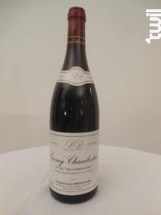 Gevrey-Chambertin  Cru Les Cherbaudes - Domaine Lucien Boillot et Fils - 2008 - Rouge