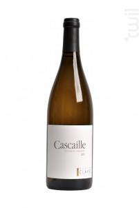 Cascaille - Domaine Clavel - 2016 - Blanc