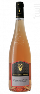 Cabernet d'Anjou - Domaine de la Bougrie - 2018 - Rosé
