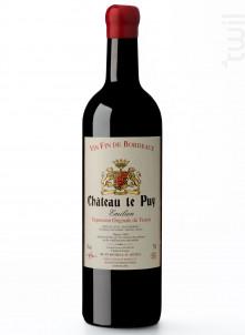 Cuvée Emilien - Château Le Puy - 2016 - Rouge
