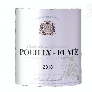 Pouilly Fumé - Anne Dexemple et les Héritiers A.D. - 2018 - Blanc