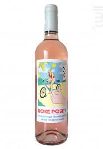 Rosé Posey - Château de Sable - 2017 - Rosé