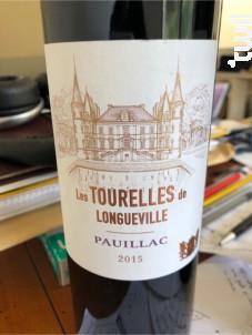 Les Tourelles de Longueville - Château Pichon-Longueville - 2015 - Rouge