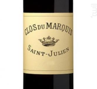 Clos du Marquis - Château Léoville Las Cases - 2016 - Rouge