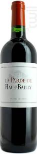 La Parde Haut-Bailly - Château Haut-Bailly - 2015 - Rouge