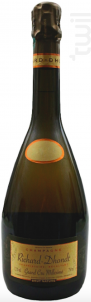 Champagne Richard-dhondt, Brut Nature, Grand Cru, Millésime 2010 - Champagne Richard-Dhondt - 2010 - Blanc