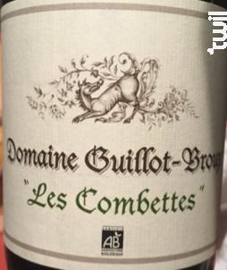 Les Combettes - Domaine Guillot-Broux - 2017 - Blanc