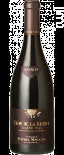 Clos De La Roche - Domaine Michel Magnien - 2013 - Rouge