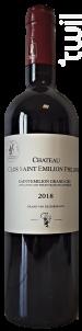 Château Clos Saint-Emilion Philippe - Château Clos Saint-Emilion Philippe - 2018 - Rouge
