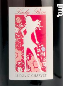 Lady Rose - Domaine Ludovic Charvet - Non millésimé - Effervescent