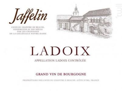Ladoix - Jaffelin - 2015 - Blanc