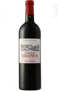 Château Brown - Château Brown - 2016 - Rouge