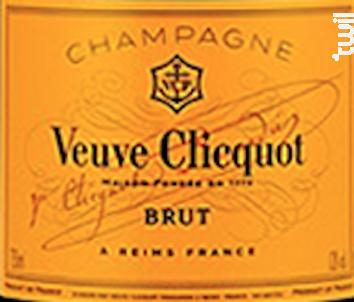 Cuvée  Veuve Clicquot Coffret Gouache - Veuve Clicquot - Non millésimé - Effervescent