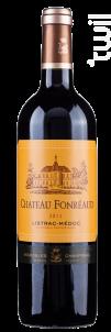 Château Fonréaud - Château Fonréaud - 1999 - Rouge