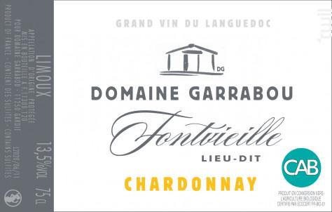 Fontvieille - Domaine Garrabou - 2019 - Blanc
