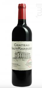 Château Haut-Marbuzet - Château Haut-Marbuzet - 1983 - Rouge