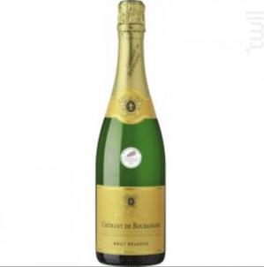 Crémant de Bourgogne Brut Réserve - Signé Bourgogne - Non millésimé - Effervescent