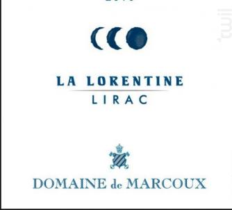 La Lorentine - Domaine de Marcoux - 2015 - Rouge