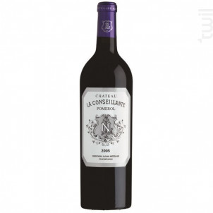 Château La Conseillante - Château La Conseillante - 1989 - Rouge