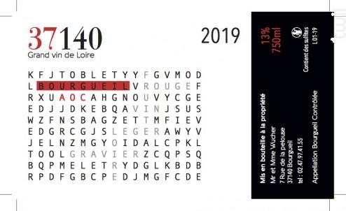 37140 - Domaine Sebastien Wucher - 2019 - Rouge