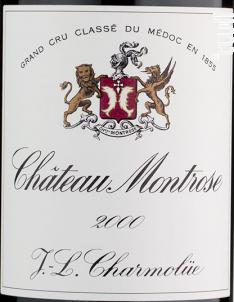 Château Montrose - Château Montrose - 2000 - Rouge