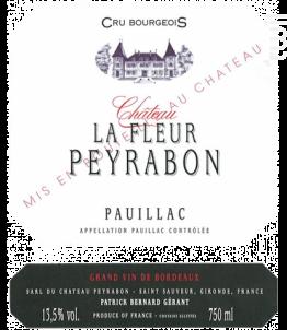 Château La Fleur Peyrabon - Château La Fleur Peyrabon - 2013 - Rouge