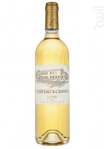 Château de Cranne - 7ème Génération - Château de Cranne - 2009 - Blanc