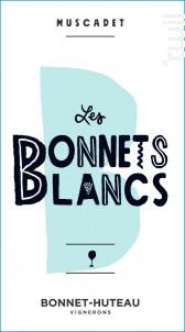 Les Bonnets blancs - Domaine Bonnet Huteau - 2019 - Blanc