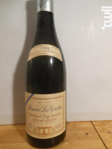 Les Griottes - Chateau Val Joanis - 1998 - Rouge