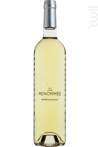 La Renommée - Château La Renommée - 2019 - Blanc