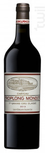 Château Troplong Mondot - Château Troplong Mondot - 2013 - Rouge