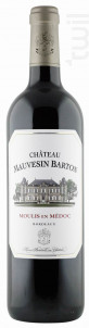 Château Mauvesin Barton - Château Mauvesin Barton - 2018 - Rouge