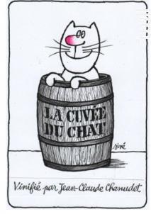 La Cuvée du Chat - Chateau Cambon - 2018 - Rouge