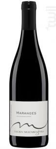 Maranges - Domaine Muzard Lucien et Fils - 2015 - Rouge