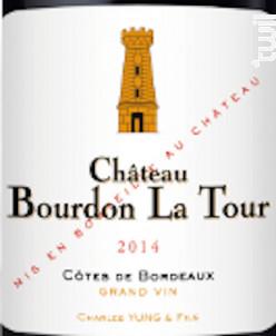 Château Bourdon La Tour - Les Hauts de Palette - Château Bourdon la Tour - 2014 - Rouge