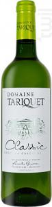 Classic - Château du Tariquet - Famille Grassa - 2019 - Blanc