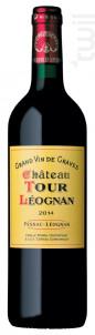 CHâteau Tour Léogan  Rouge - Château Carbonnieux - 2014 - Rouge