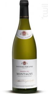 Montagny Premier Cru - Bouchard Père & Fils - 2018 - Blanc