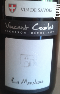 La Mondeuse - Vincent COURLET Frangy - 2016 - Rouge