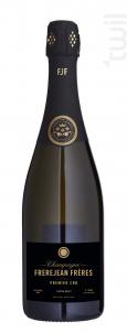 Extrabrut Premier cru Millésimé - Champagne Frerejean Frères - 2006 - Effervescent