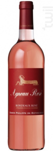 Agneau - Baron Philippe De Rothschild - Non millésimé - Rosé